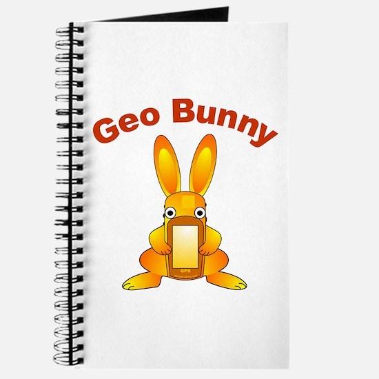 Geo Bunny Journal