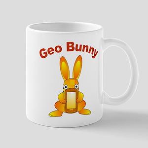 Geo Bunny Mug