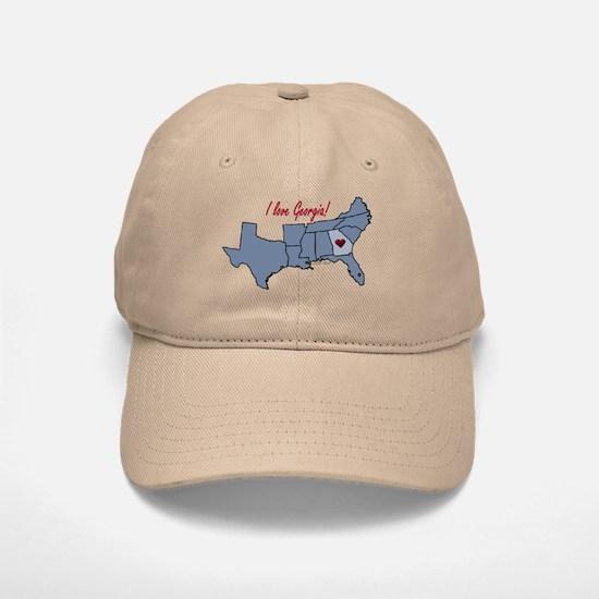 Georgia-South Baseball Baseball Cap