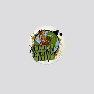 Warrior Queen Mini Button