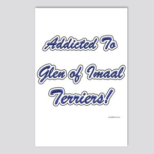 Imaal Addicted Postcards (Package of 8)
