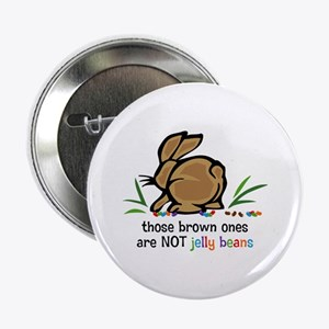 Brown Jelly Beans Button