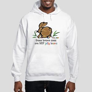 Brown Jelly Beans Hooded Sweatshirt