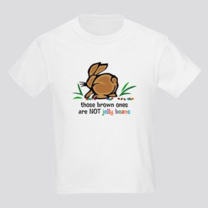 Brown Jelly Beans Kids Light T-Shirt
