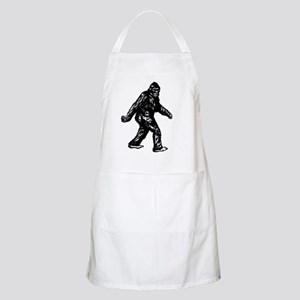 GONE SQUATCHIN BIGFOOT TSHIRT Apron