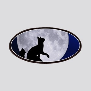 Moon Cat Patch