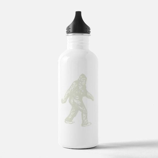 GONE SQUATCHIN BIGFOOT Water Bottle