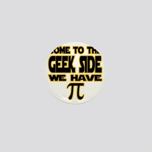Come to the geek side we have pi Mini Button