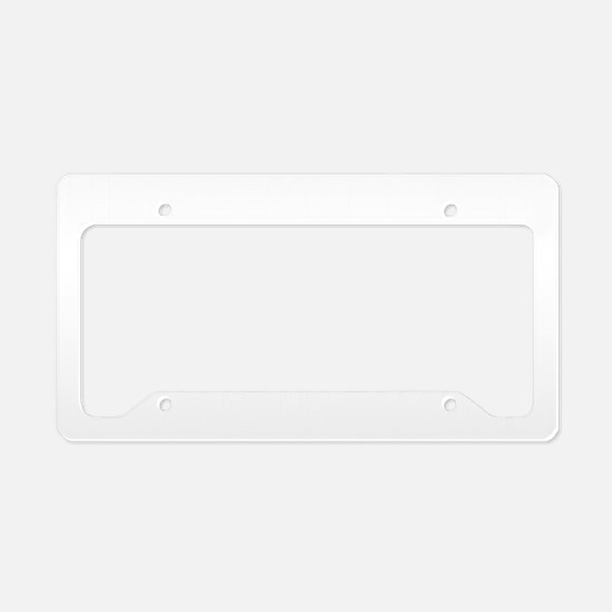 offOnAgain1B License Plate Holder