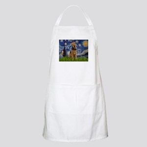 Starry - Airedale #1 Apron