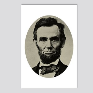LINCOLN Postcards (Package of 8)