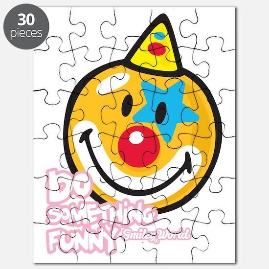 Clown Smiley Puzzle