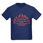 I'm Helaine 2 Kids Dark T-Shirt