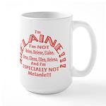I'm Helaine 2 Large Mug