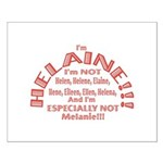 I'm Helaine 2 Small Poster