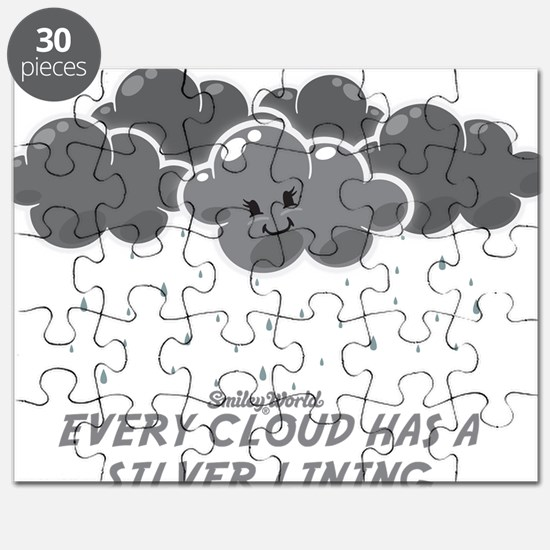Cloudy Smiley Puzzle