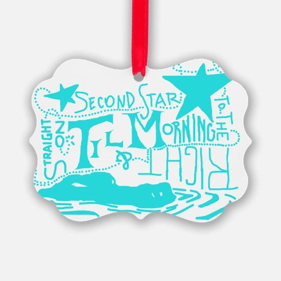 Second Star Ornament