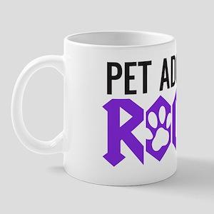 Pet Adoption Rocks Mug