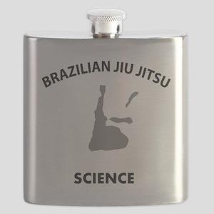 Brazilian Jiu Jitsu the real sweet science Flask