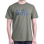 Agent of Status Quo Dark T-Shirt