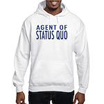 Agent of Status Quo Hooded Sweatshirt