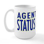 Agent of Status Quo Large Mug