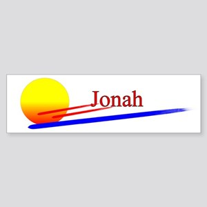 Jonah Bumper Sticker