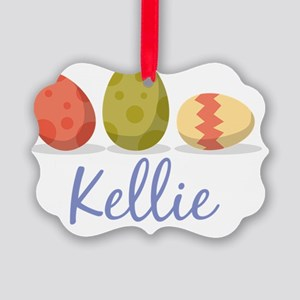 Easter Egg Kellie Picture Ornament