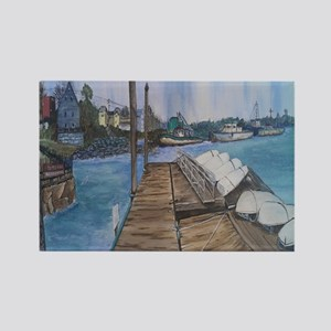 Cripple Cove Mousepad Rectangle Magnet