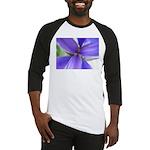 Lavender Iris Baseball Jersey