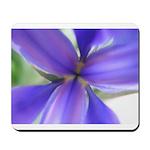 Lavender Iris Mousepad