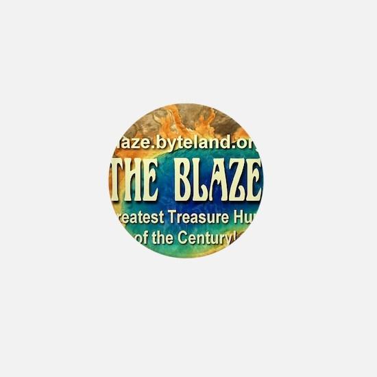 The Blaze Mini Button