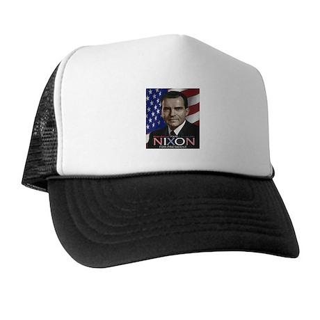 NIXON Trucker Hat