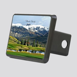 Beautiful Telluride, Color Rectangular Hitch Cover