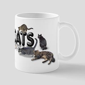 "Mug ""I Love Cats"""