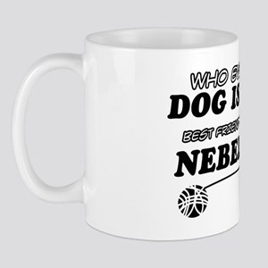 Nebelung Cat Designs Mug