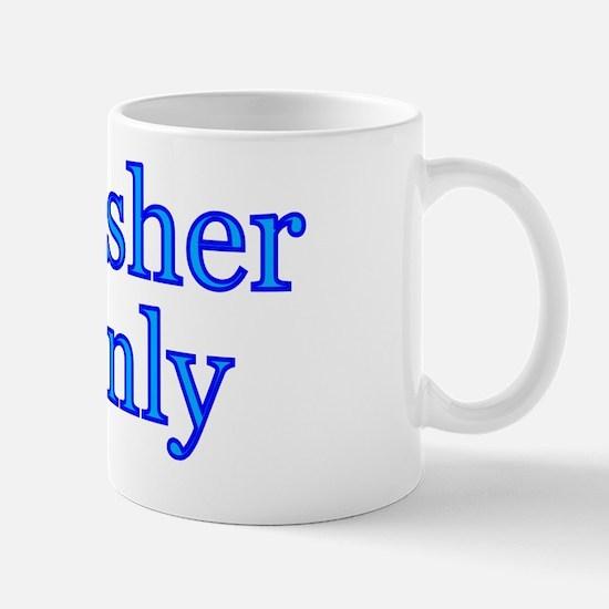 Kosher Only Mug