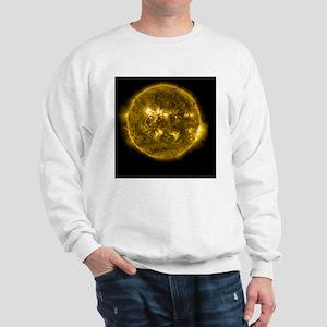 Moon Passing Sun Sweatshirt