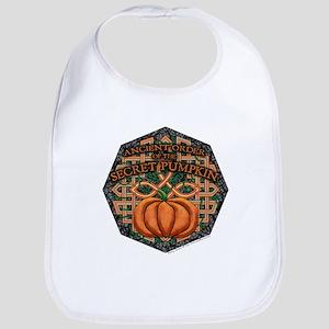 Secret Pumpkin Bib