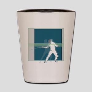 sjkdcsnj Shot Glass