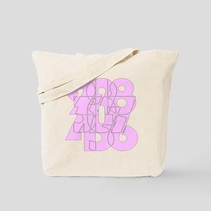 bk_cnumber Tote Bag