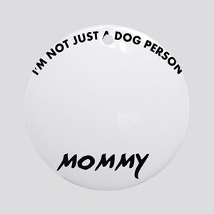 German Shorthaired Pointer designs Round Ornament