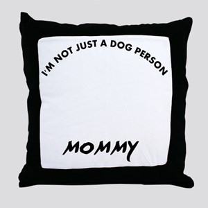 German Shorthaired Pointer designs Throw Pillow