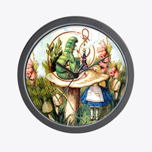 ALICE_8_SQ Wall Clock
