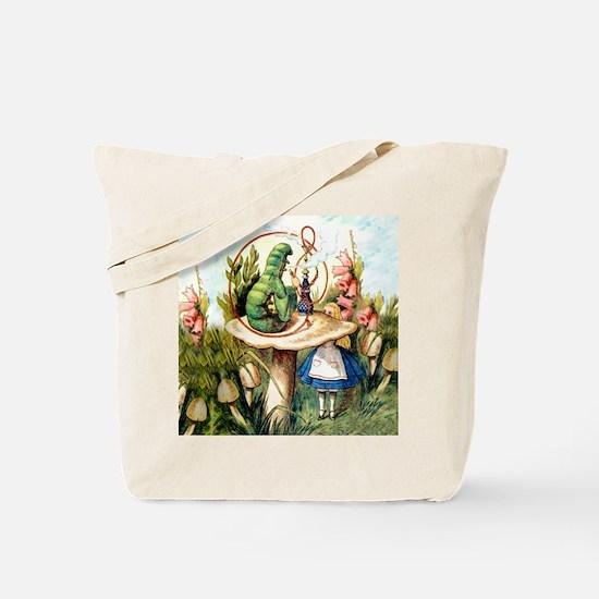 ALICE_8_SQ Tote Bag