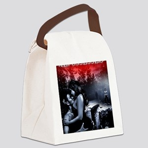 Repossessed Cover Art Canvas Lunch Bag