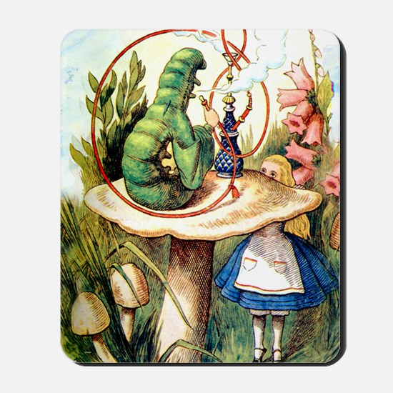 ALICE_8_10x14 Mousepad