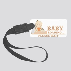 Baby Loading Small Luggage Tag
