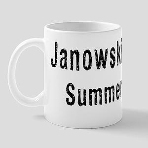 Janowski Gardens Summer of 2013 Mug