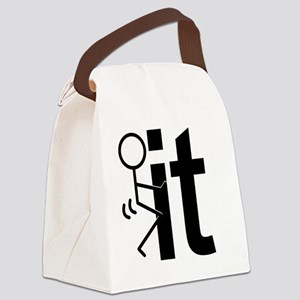 F it Canvas Lunch Bag